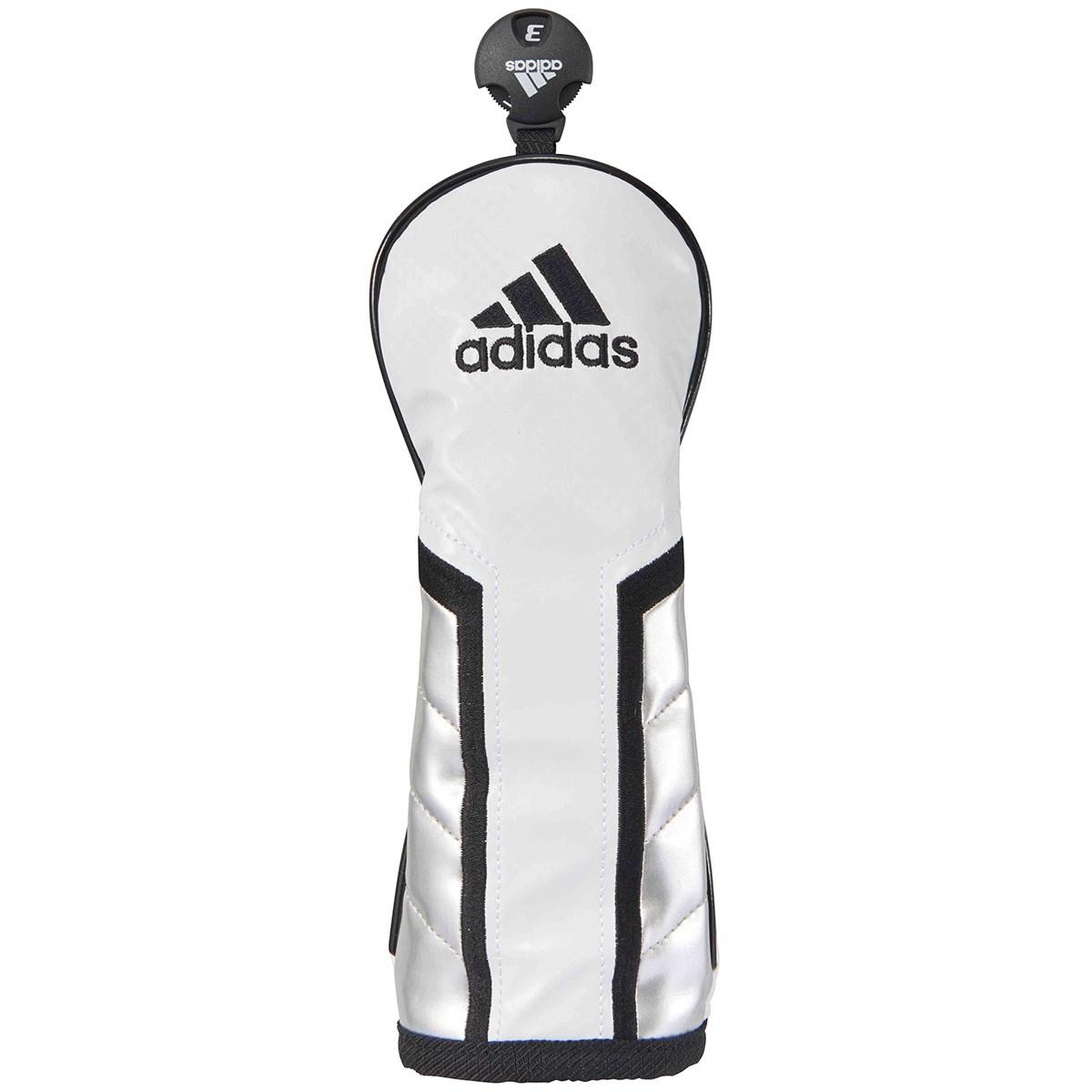 アディダス adidas ヘッドカバー UT用 ホワイト メンズ ゴルフ