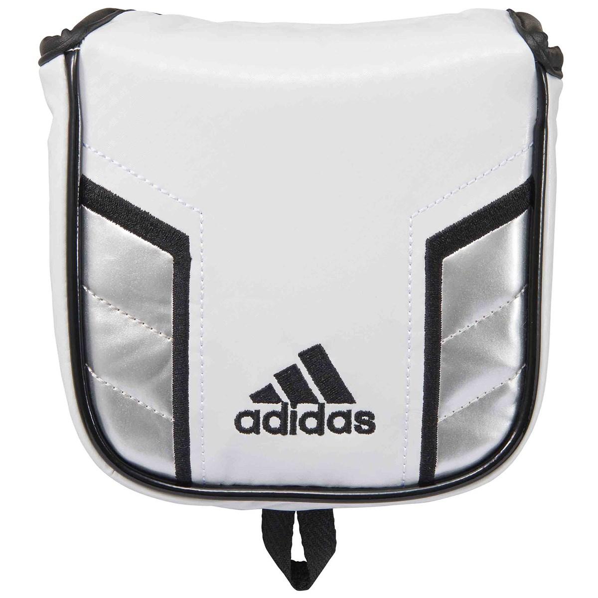 アディダス adidas パターカバー ホワイト メンズ ゴルフ