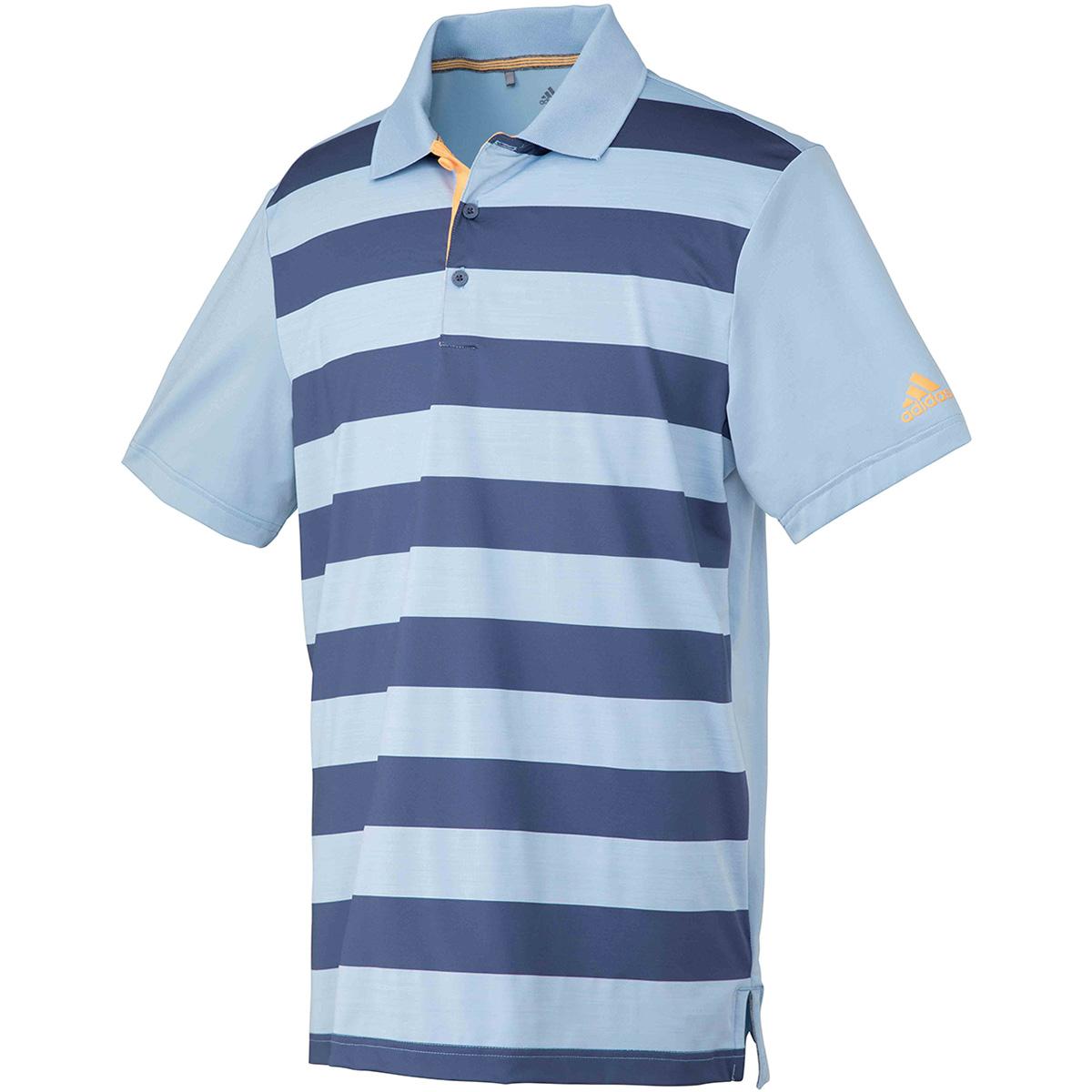 ストレッチ CP ULTIMATE365 ラグビーボーダー 半袖ポロシャツ