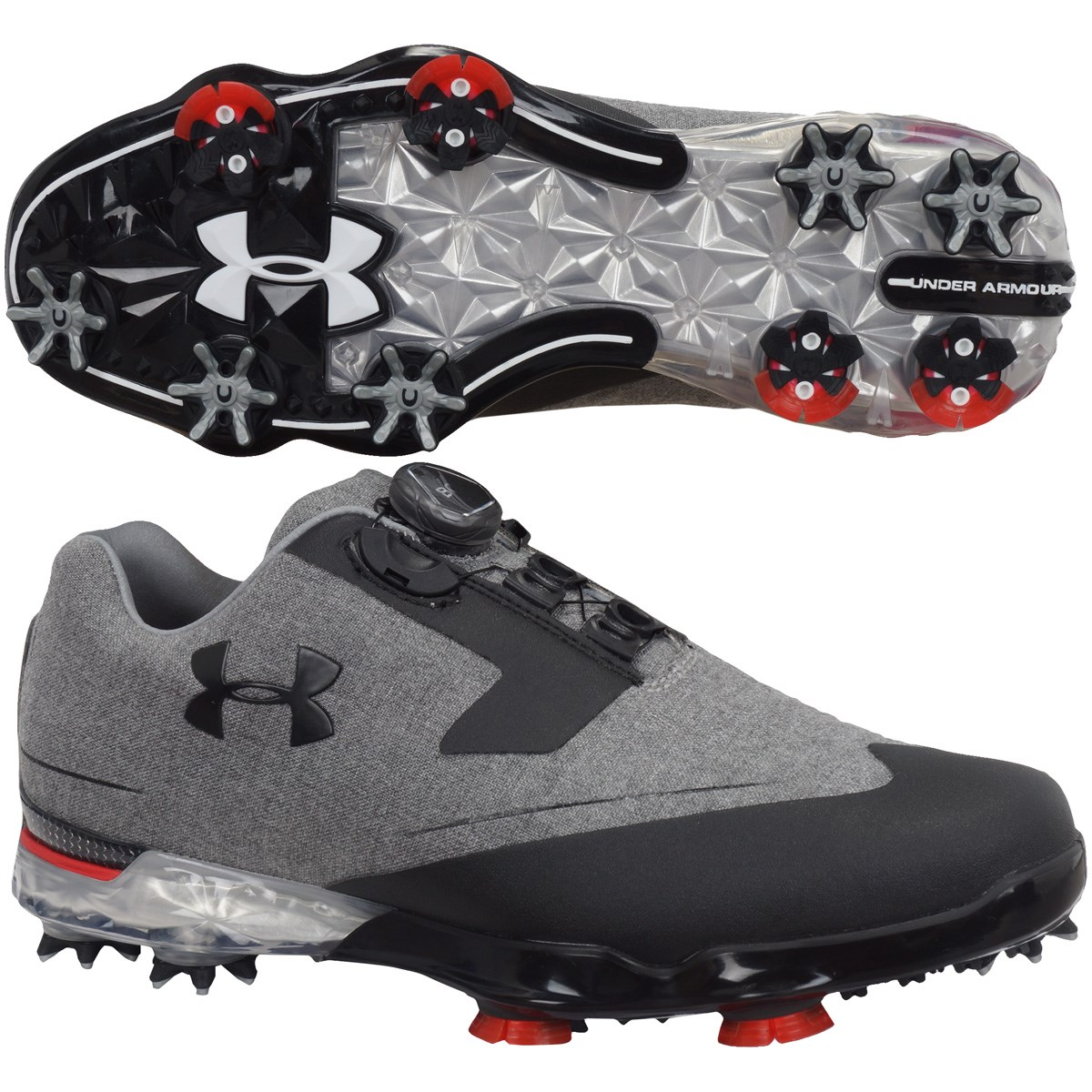 アンダーアーマー(UNDER ARMOUR) UA Tour Tips SNBRLA Boa 2E シューズ
