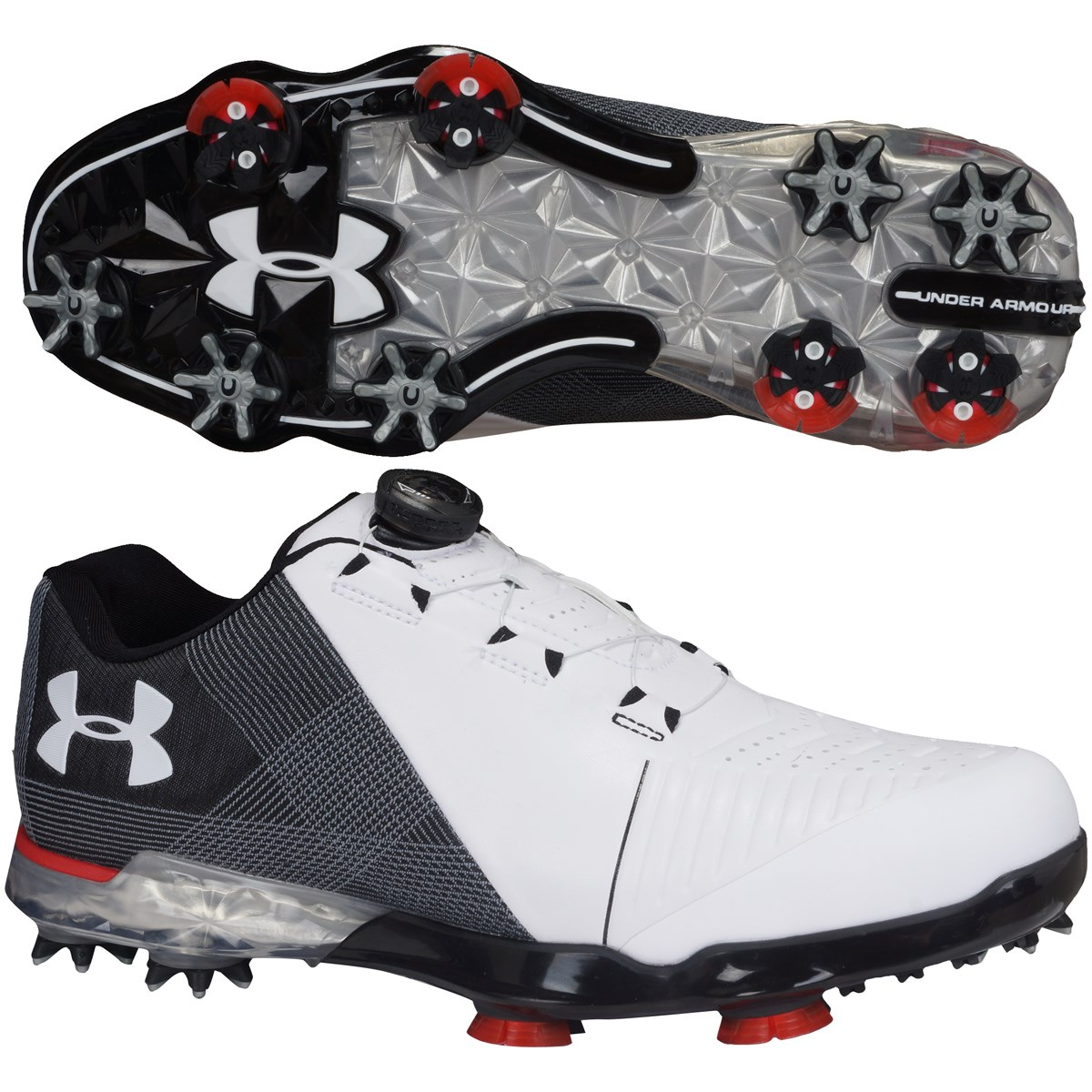 アンダーアーマー(UNDER ARMOUR) UA Spieth 2 Boa 2E シューズ