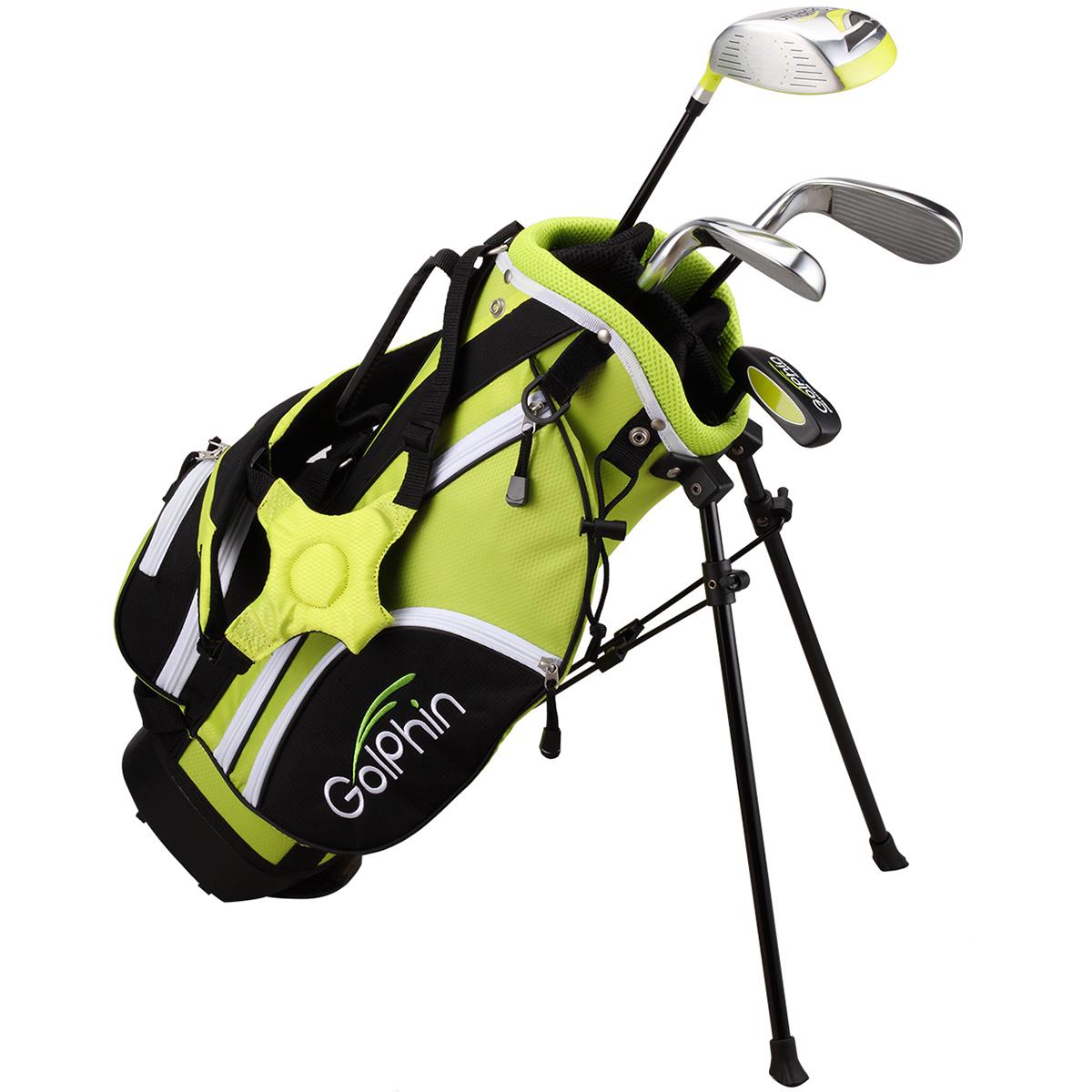 ゴルフィン クラブセット526(4本セット) 5-6歳用ジュニア
