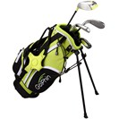 <ゴルフダイジェスト> ダイヤゴルフ ゴルフィン クラブセット526(4本セット) 5-6歳用画像
