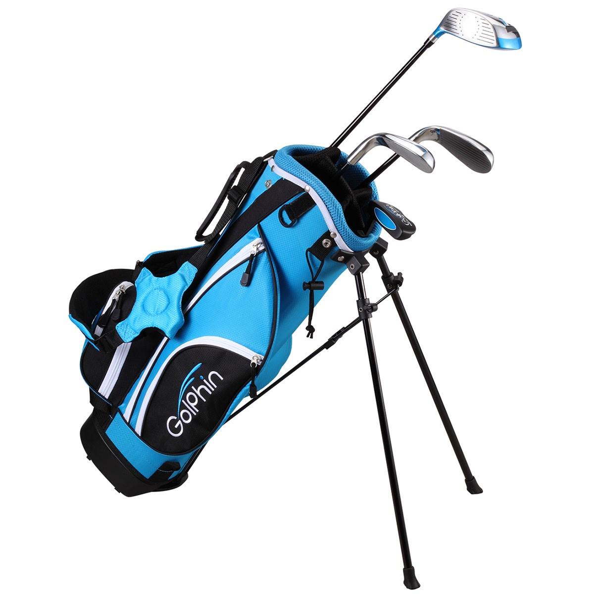 ダイヤゴルフ ゴルフィン クラブセット728(4本セット) 7-8歳用ジュニア