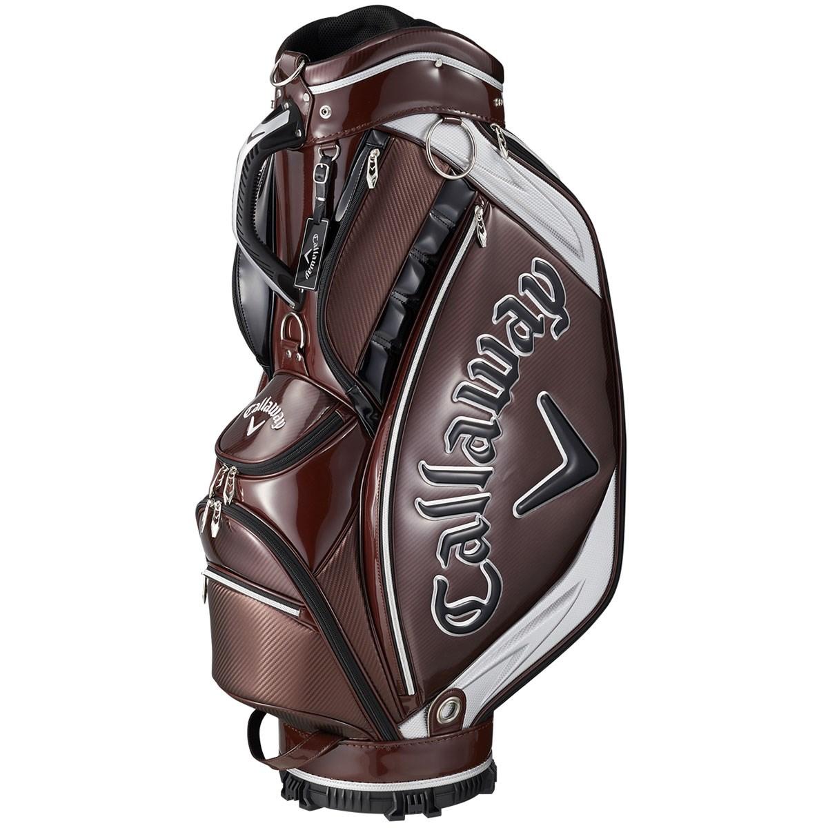 キャロウェイゴルフ(Callaway Golf) CRT GLAZE キャディバッグ 18JM