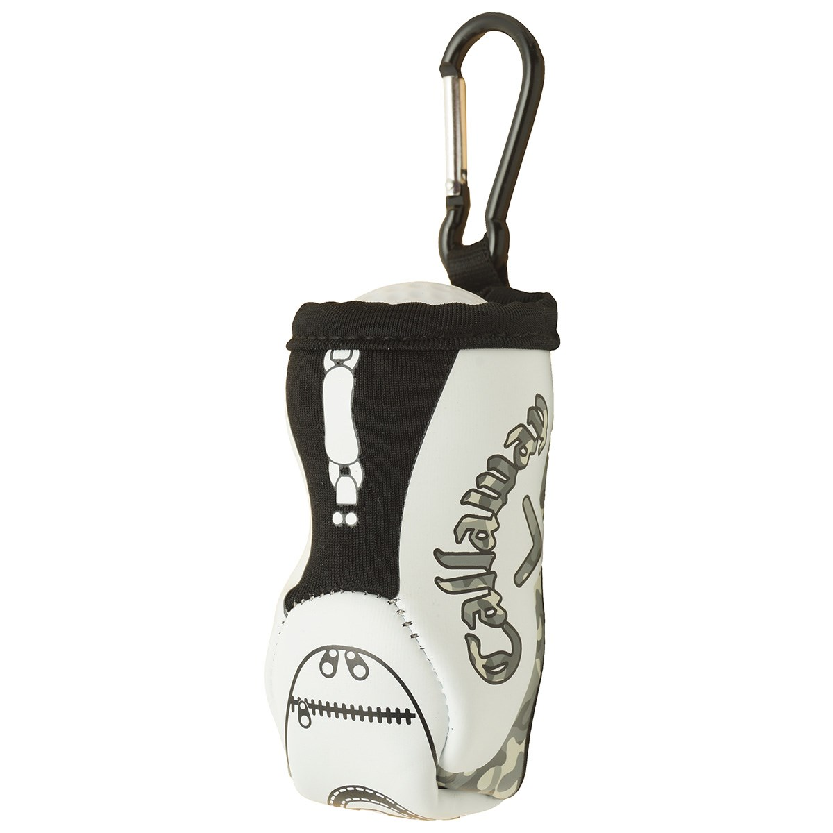 キャロウェイゴルフ(Callaway Golf) SPORT GB MOTIF BL ボールケース 17JM