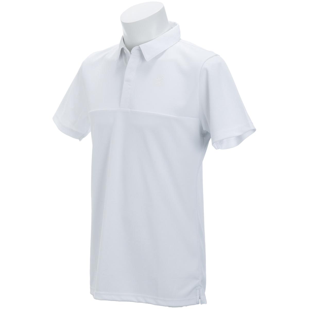 ミニマル 半袖ポロシャツ