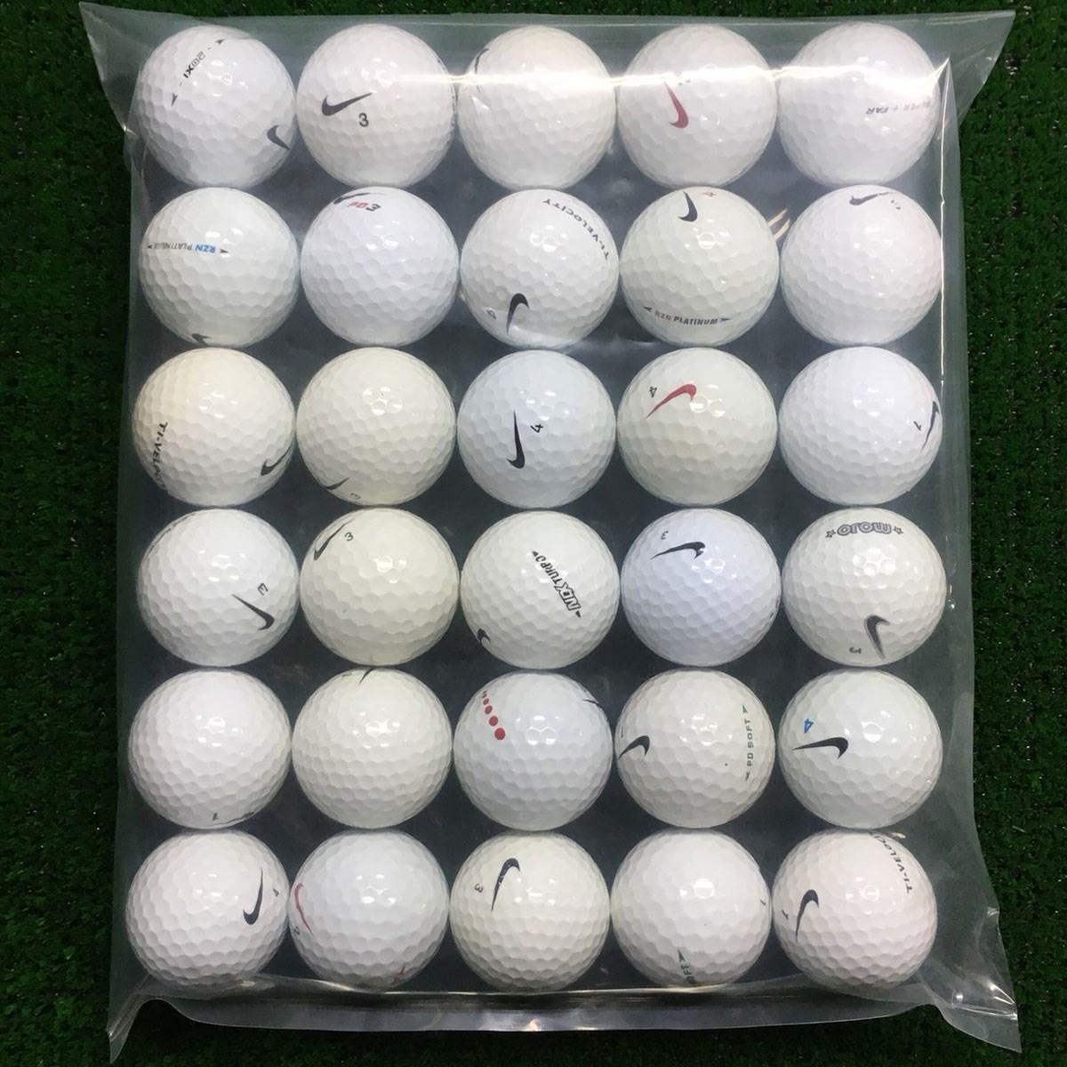 ロストボール Lost Ball NIKE 混合 ボール 30個セット 30個入り ホワイト