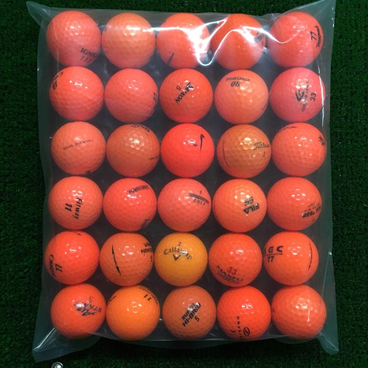 ロストボール ブランド混合 ボール 30個セット