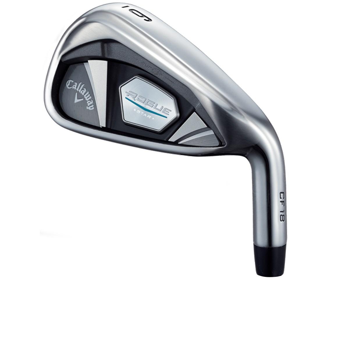 キャロウェイゴルフ(Callaway Golf) ローグ スター アイアン(5本セット) Speeder Evolution for CW 60