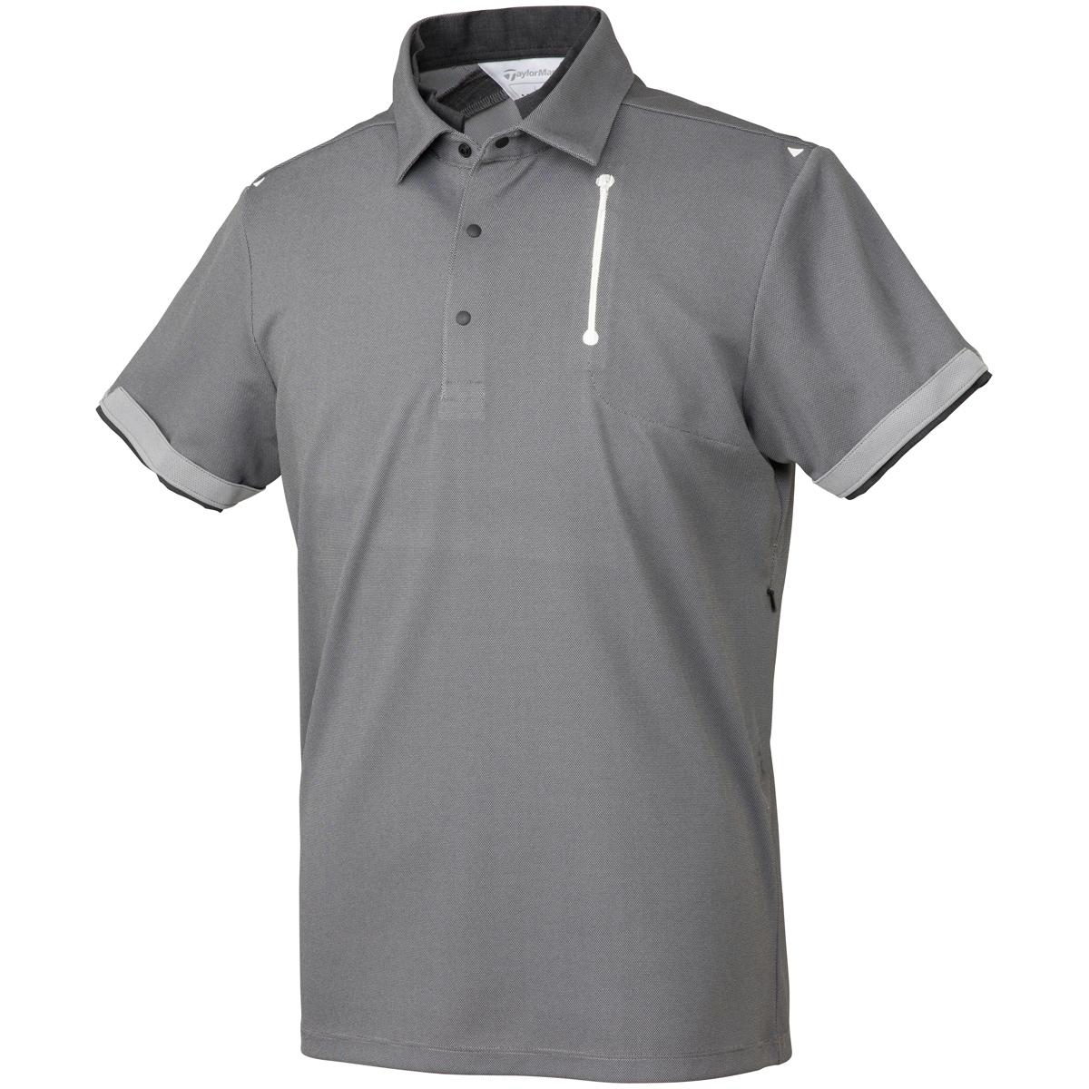 テイラード ベンチレーション半袖ポロシャツ