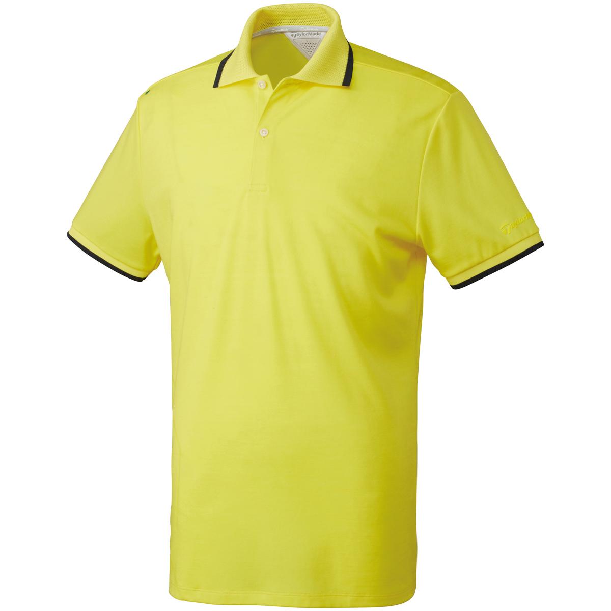 ストレッチ ブレスウール半袖ポロシャツ