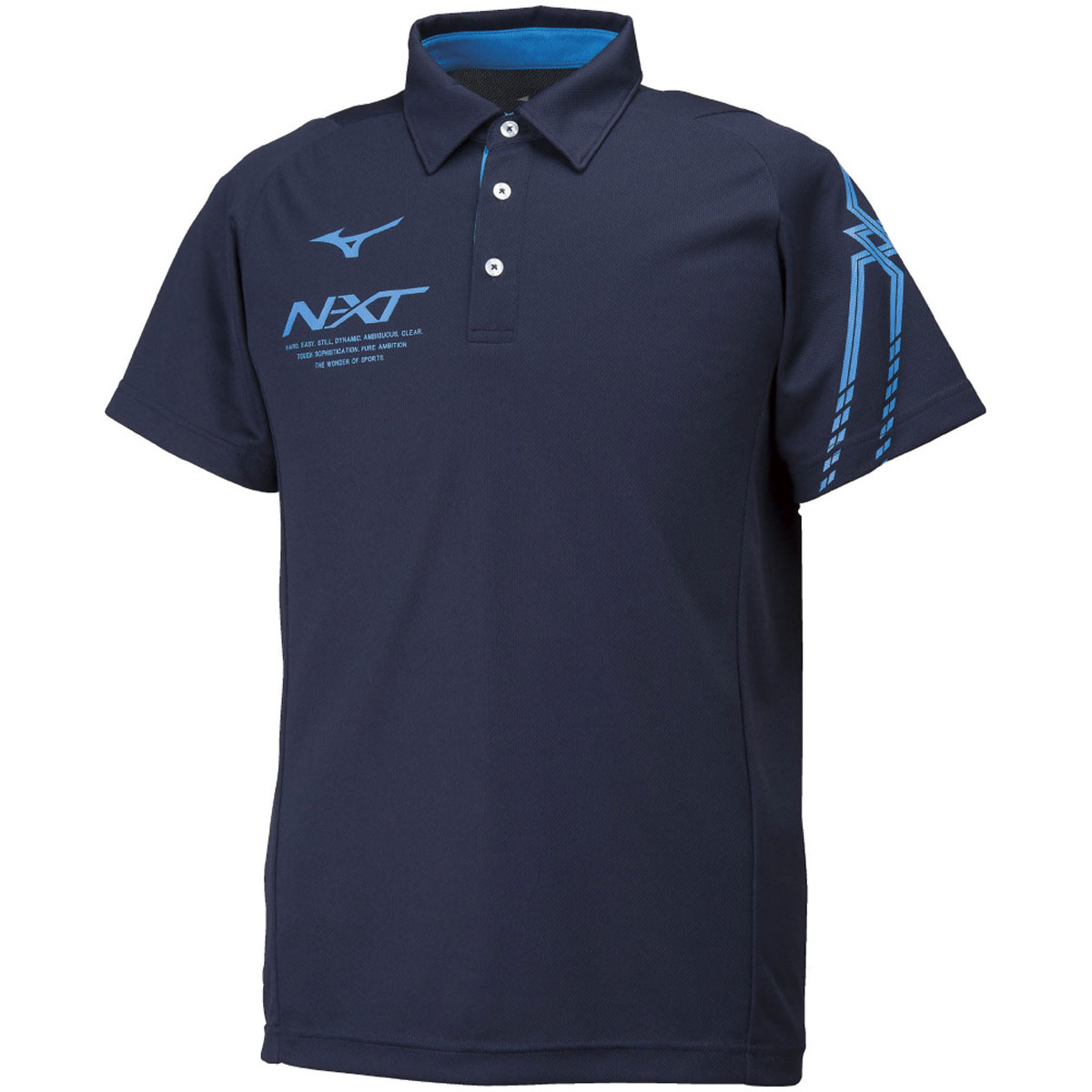 N-XT 半袖ポロシャツ