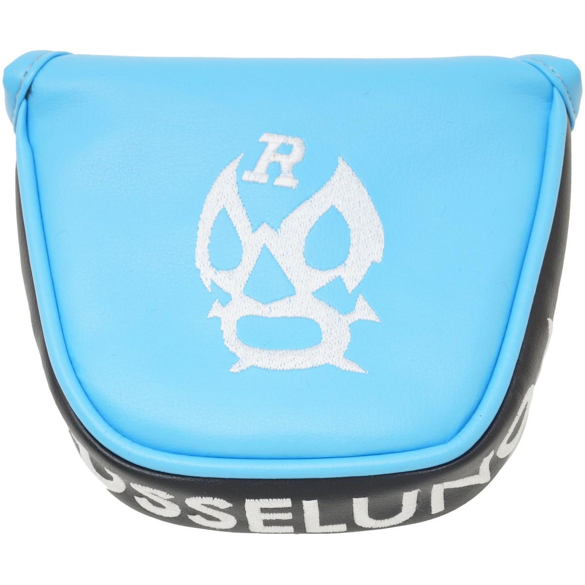 [アウトレット] [在庫限りのお買い得商品] ラッセルノ RUSSELUNO パターカバー ブルー メンズ ゴルフ