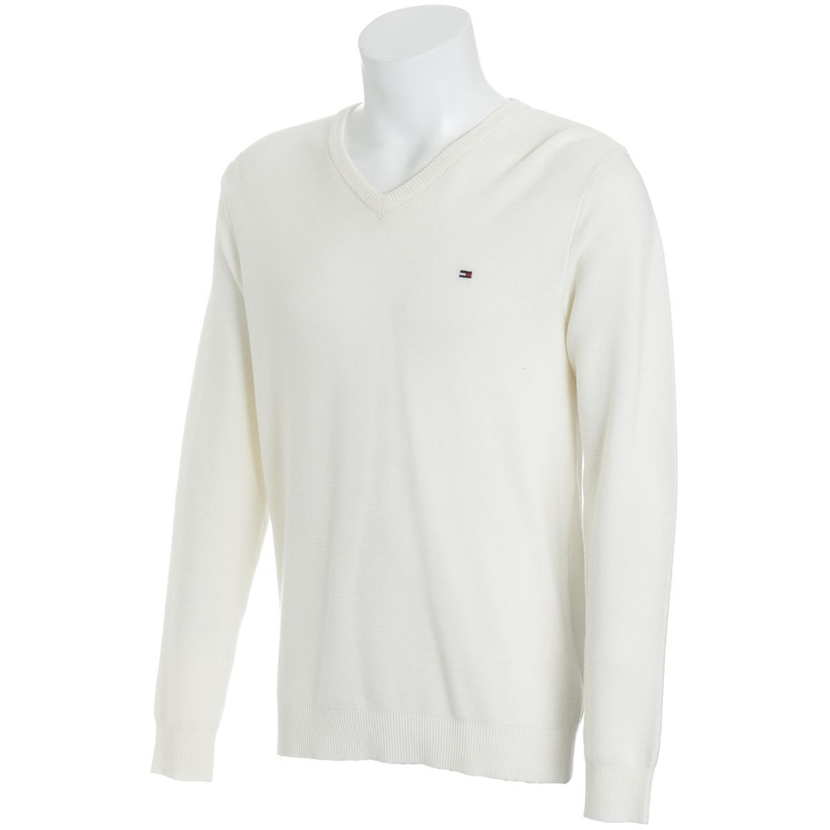 BASIC V NECK セーター