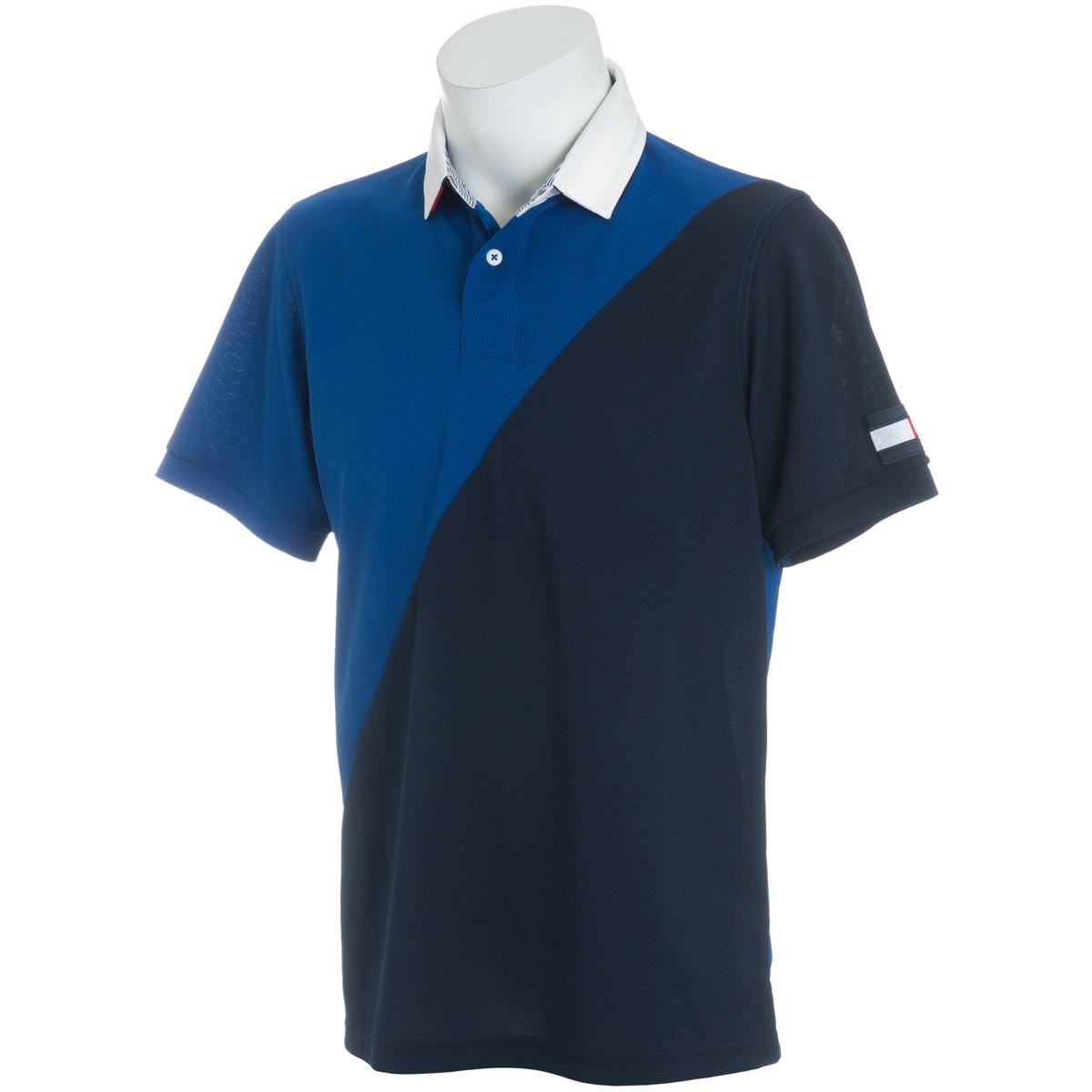 NAUTICAL BIAS 半袖ポロシャツ