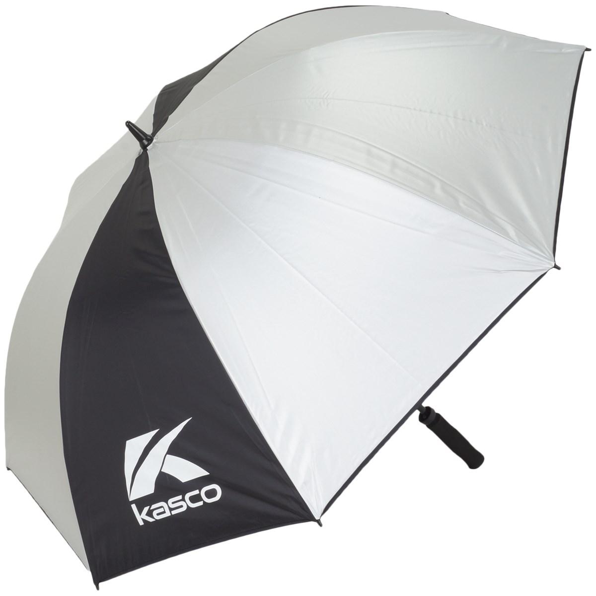 キャスコ(KASCO) 晴雨兼用大判銀傘