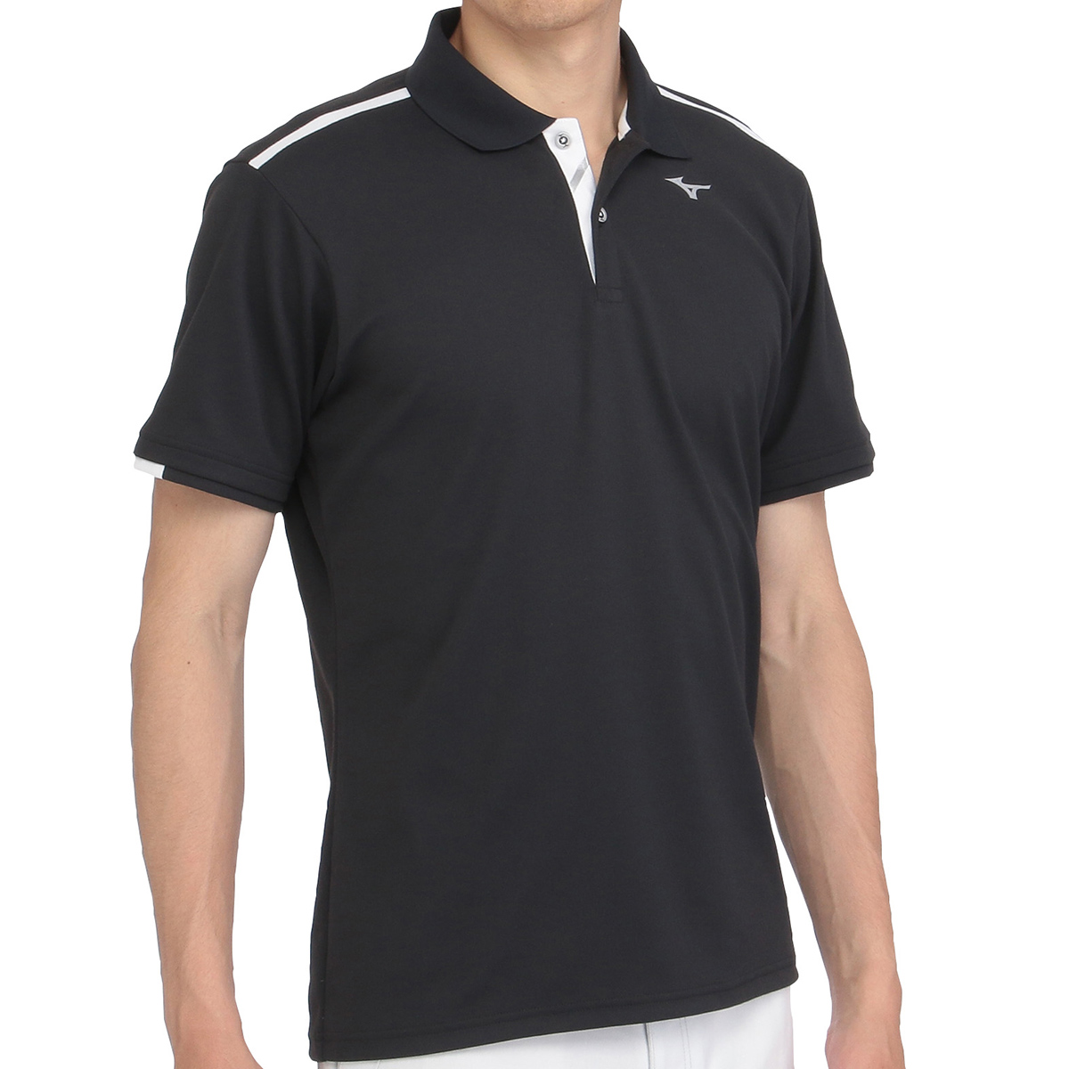 ソーラーカット半袖ポロシャツ