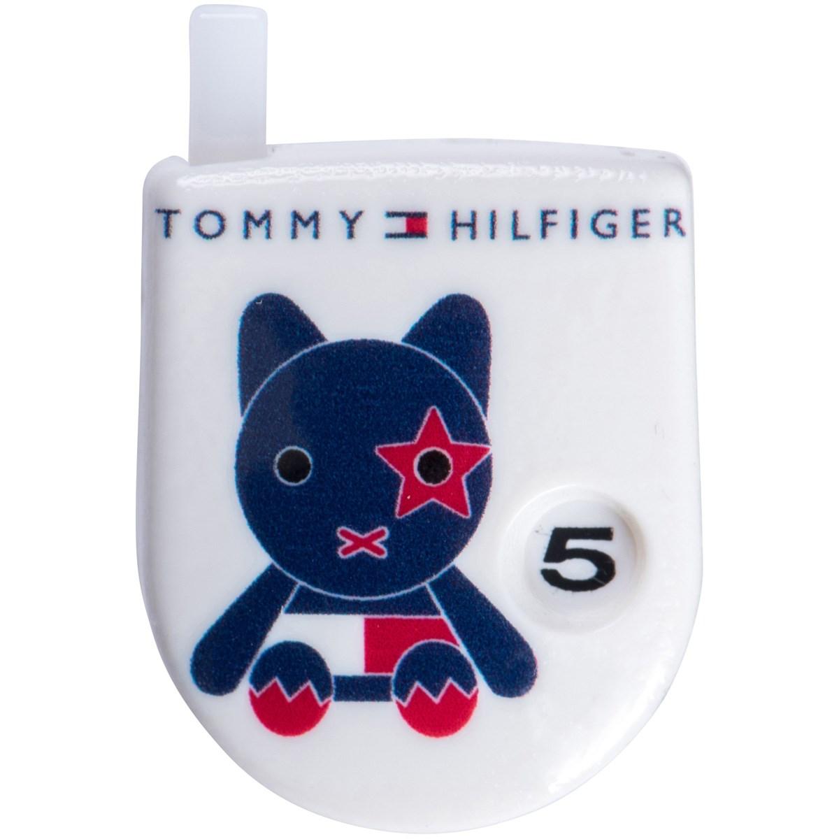 トミー ヒルフィガー ゴルフ TOMMY HILFIGER GOLF MASCOT カウンター ホワイト 00