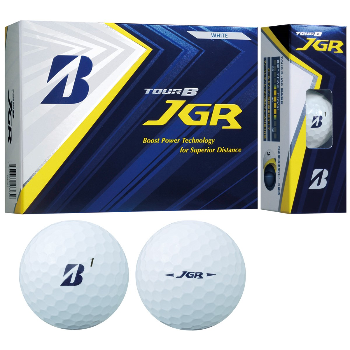 ブリヂストン(BRIDGESTONE GOLF) JGRボール