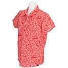 b63d4e92f2d71 ... METRO タギングシューズプリント半袖共衿ポロシャツ ¥5,360(税抜) ...