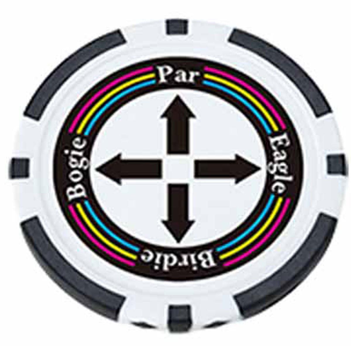 ライト ポーカーチップマーカー