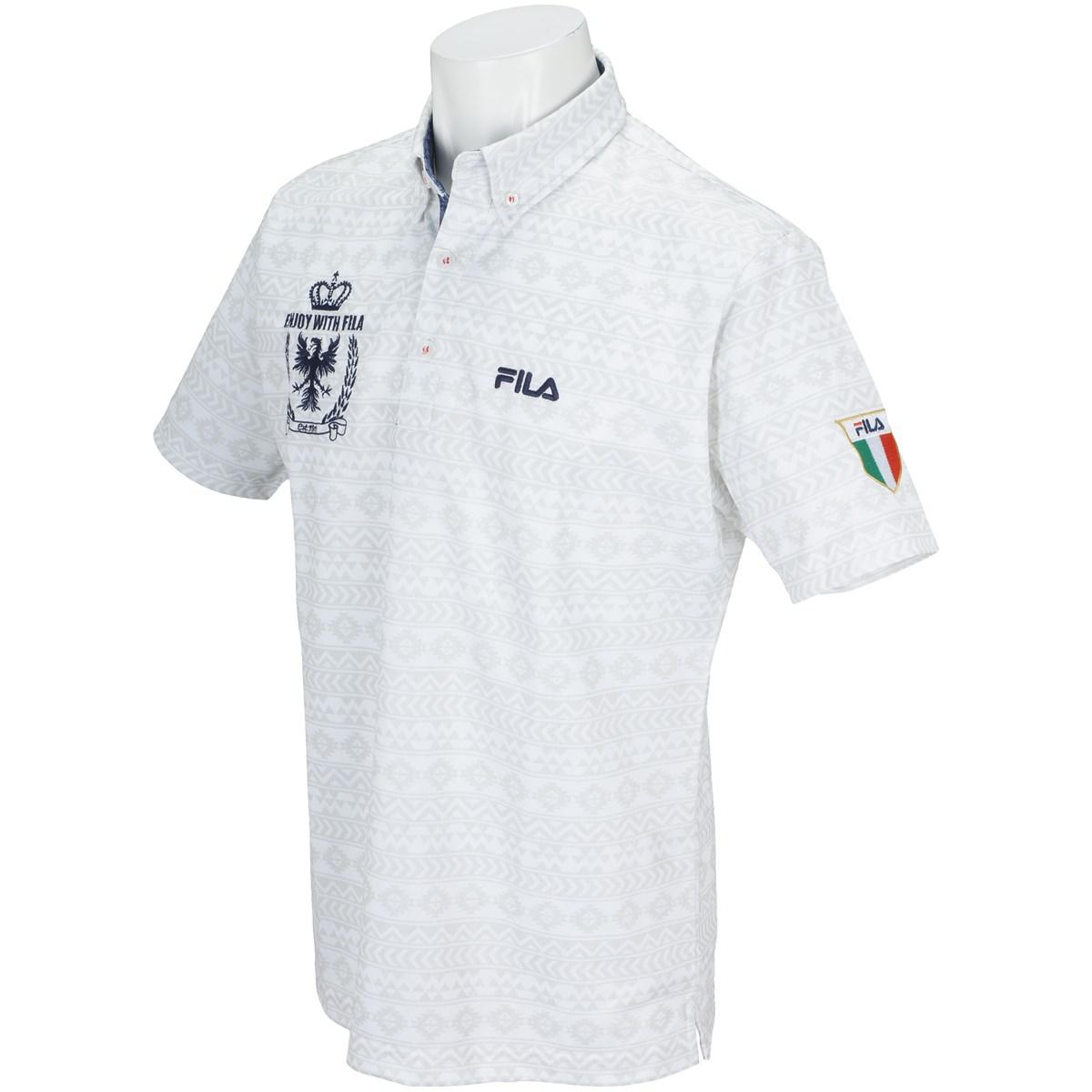 フィラ(FILA) 半袖ポロシャツ