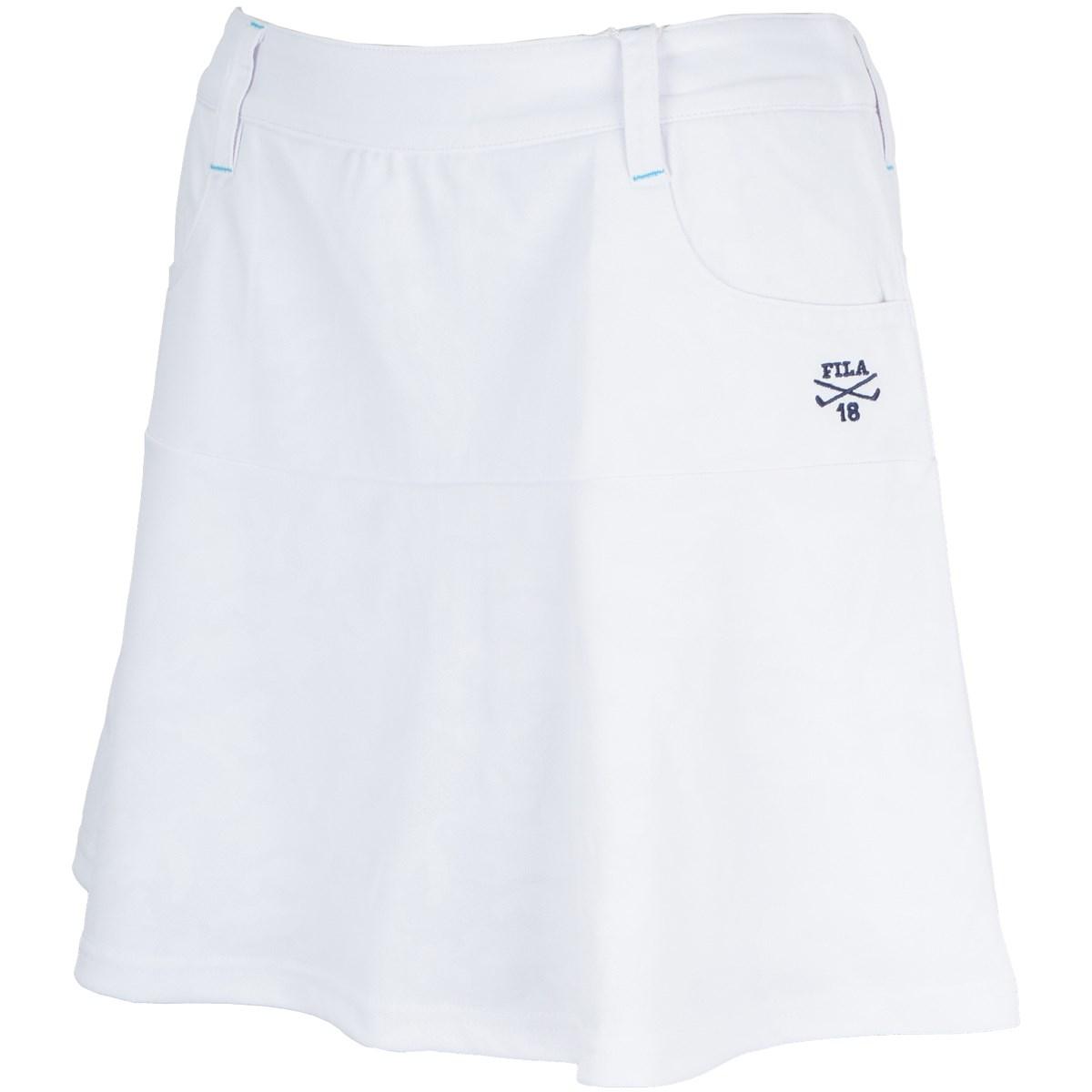 フィラ FILA スカート L ホワイト レディス