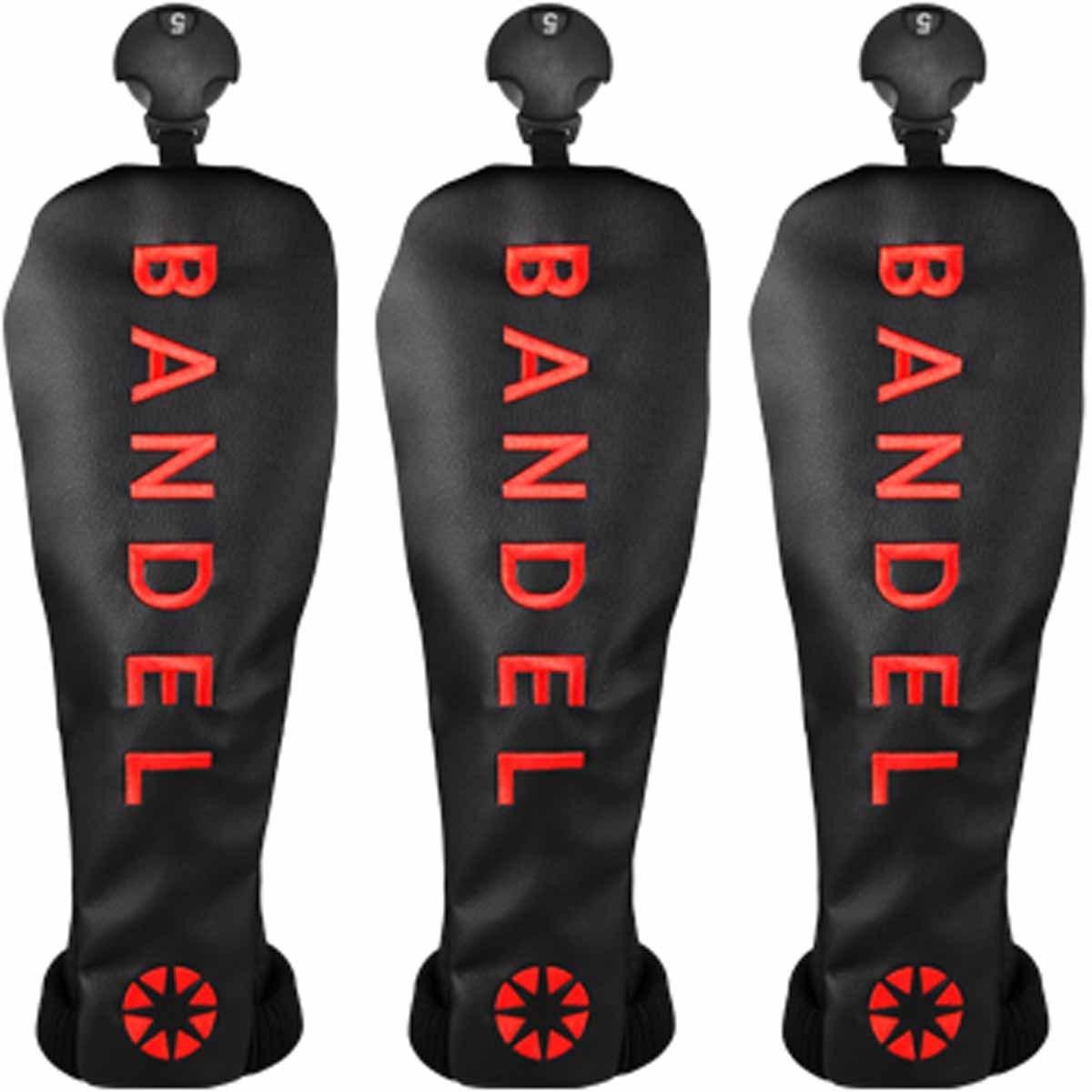 バンデル ゴルフヘッドカバー FW用 3個セット