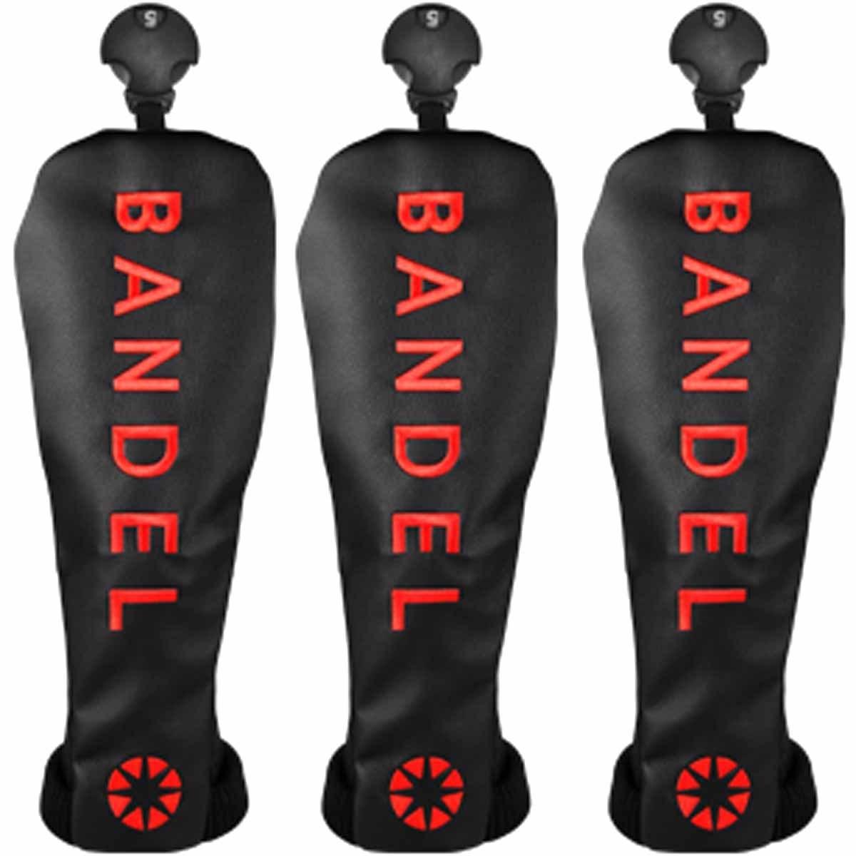 バンデル ゴルフヘッドカバー UT用 3個セット