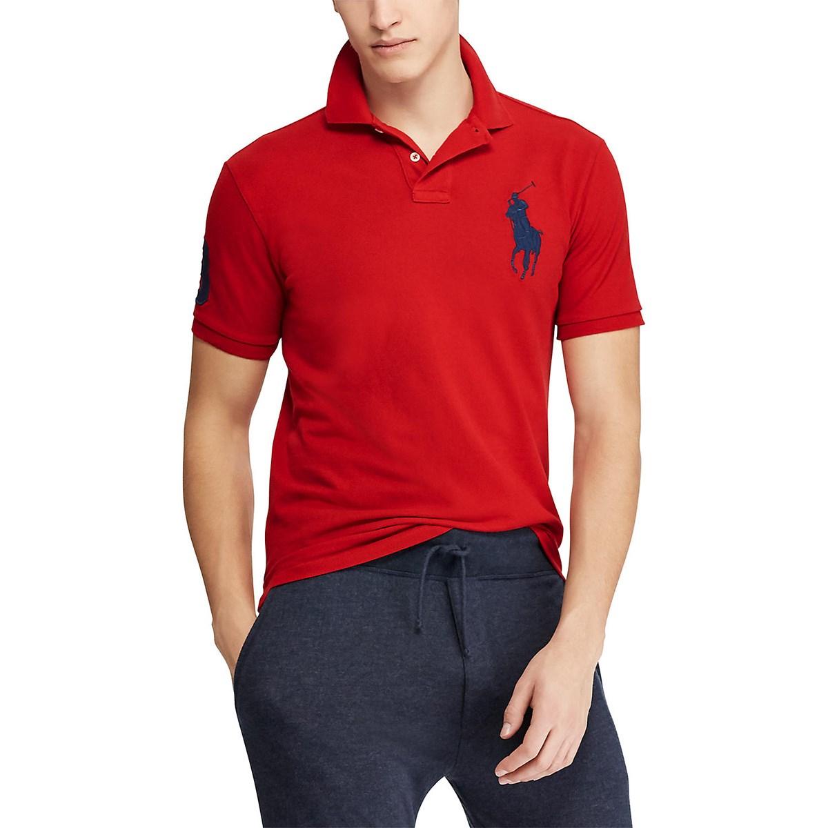 ラルフローレン 半袖ポロシャツ