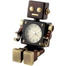 <ゴルフダイジェスト> ミニチュアクロックコレクション ミニチュア置時計 ロボット ゴルフウェア画像