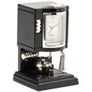 <ゴルフダイジェスト> ミニチュアクロックコレクション ミニチュア置時計 コーヒーメーカー ゴルフウェア画像
