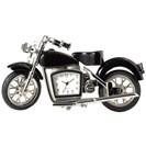 <ゴルフダイジェスト> ミニチュアクロックコレクション ミニチュア置時計 バイク ゴルフウェア画像