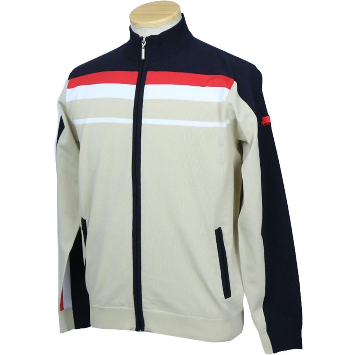 フィッチェゴルフ FICCE GOLF セーター M ベージュ