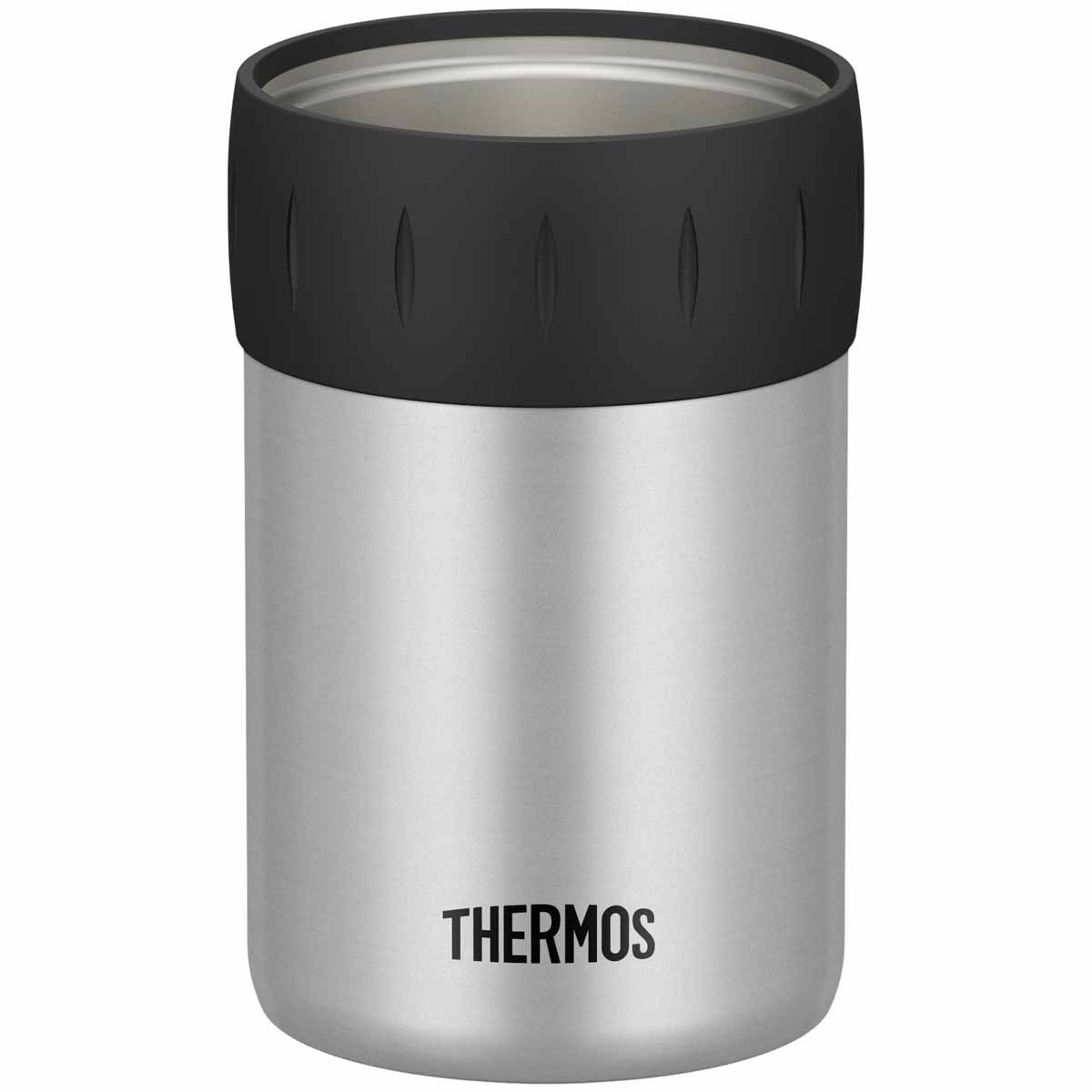 サーモス THERMOS 保冷缶ホルダー 350ml缶用 シルバー