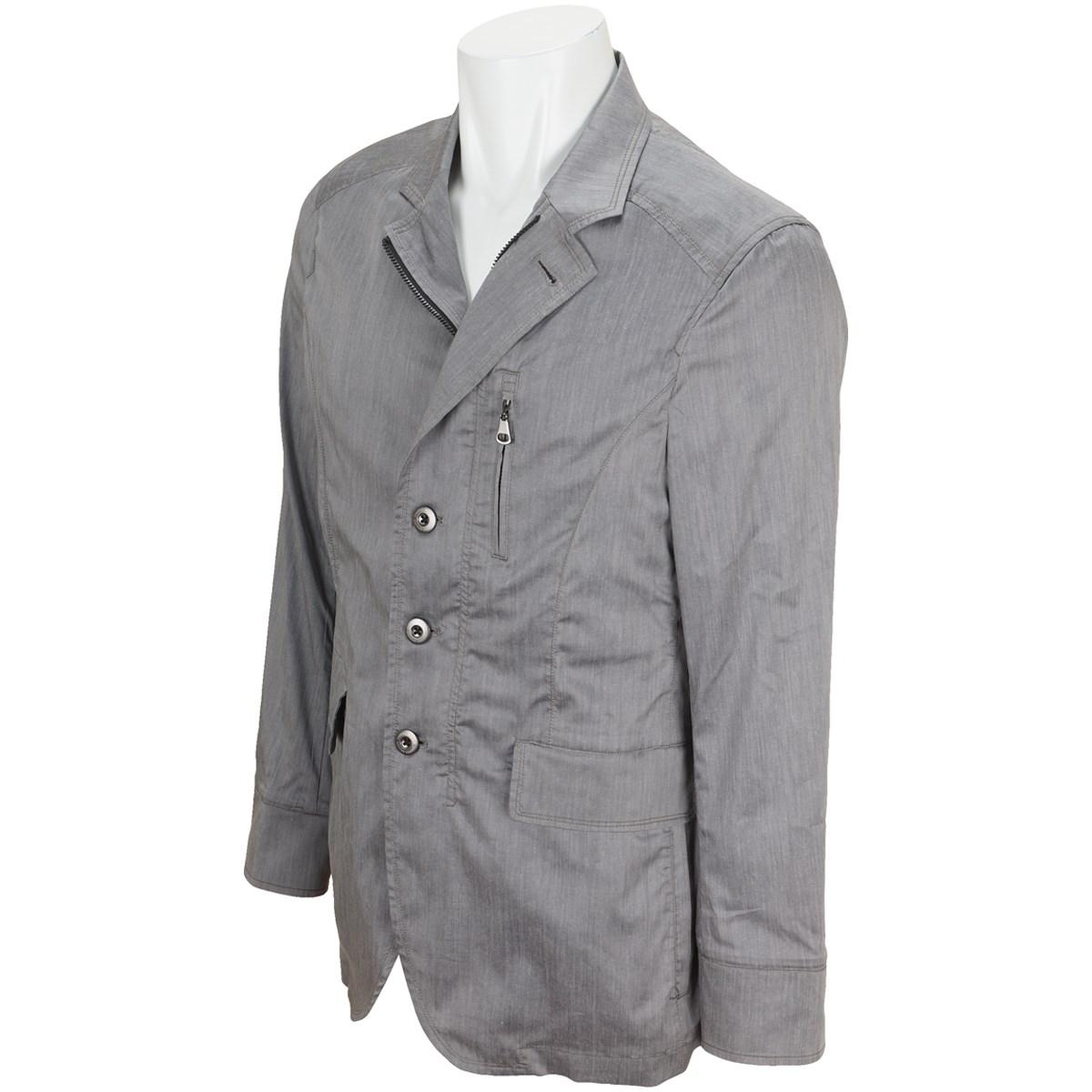 チャーリーブレイバー ウエザーライクラフィットフロントジップジャケット