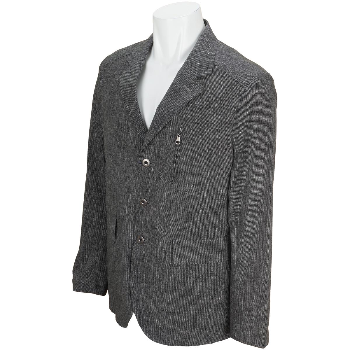 ツイルプリントジャケット