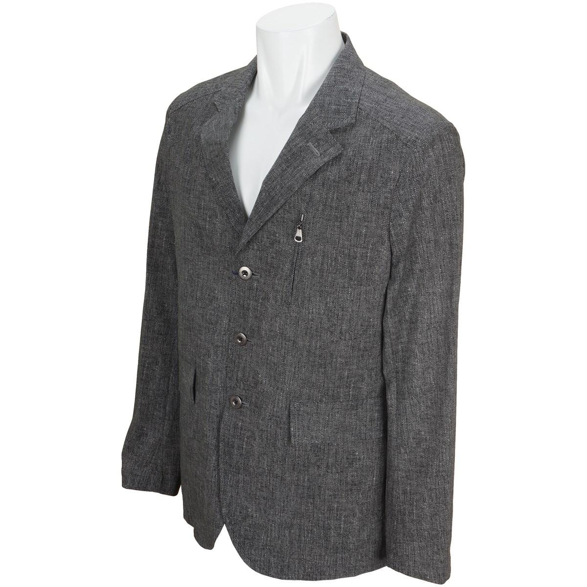 チャーリーブレイバー ツイルプリントジャケット