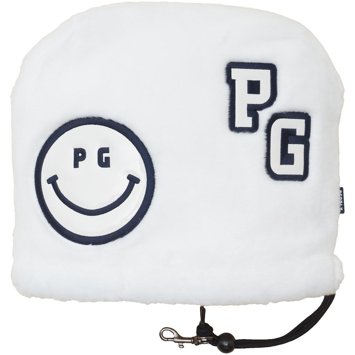 [2018年モデル] パーリーゲイツ PEARLY GATES ボア アイアンカバー ホワイト 030 メンズ ゴルフ