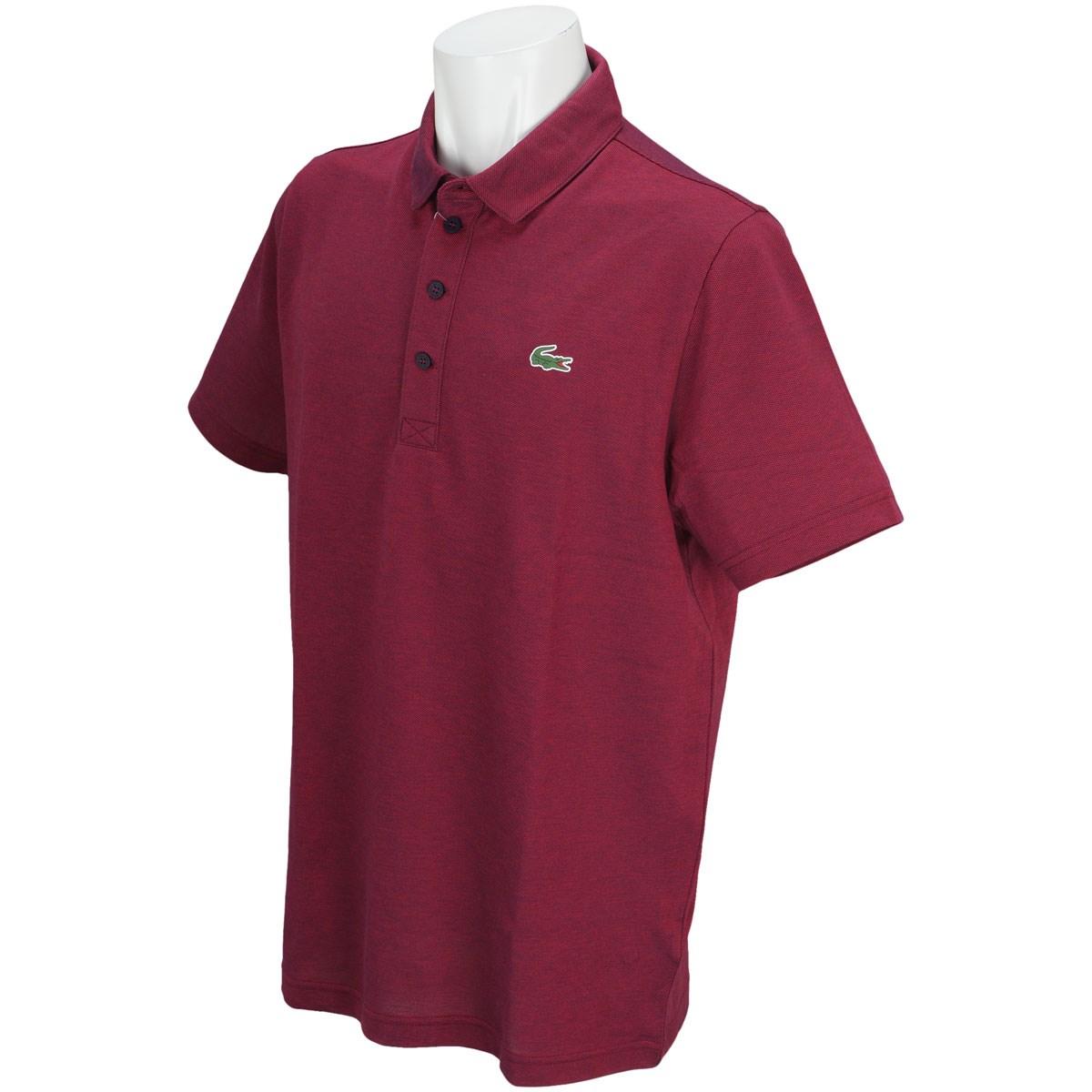 ラコステ SPORT GOLF バイカラー テクニカルジャージー 半袖ポロシャツ