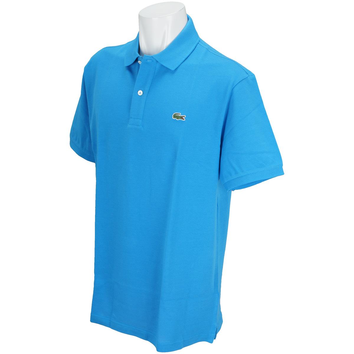 スリムフィット半袖ポロシャツ