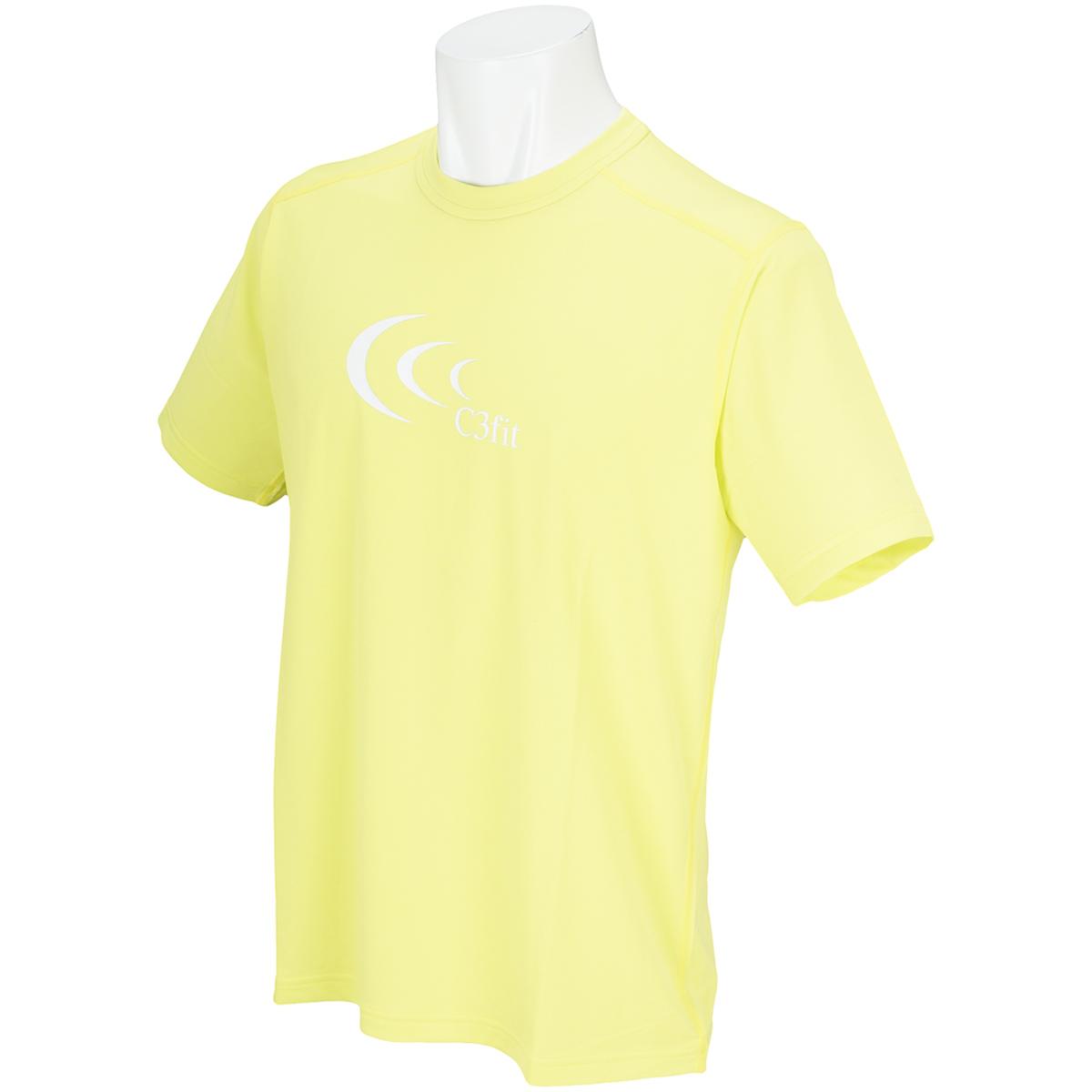 アルファドライビッグロゴ半袖アンダーシャツ
