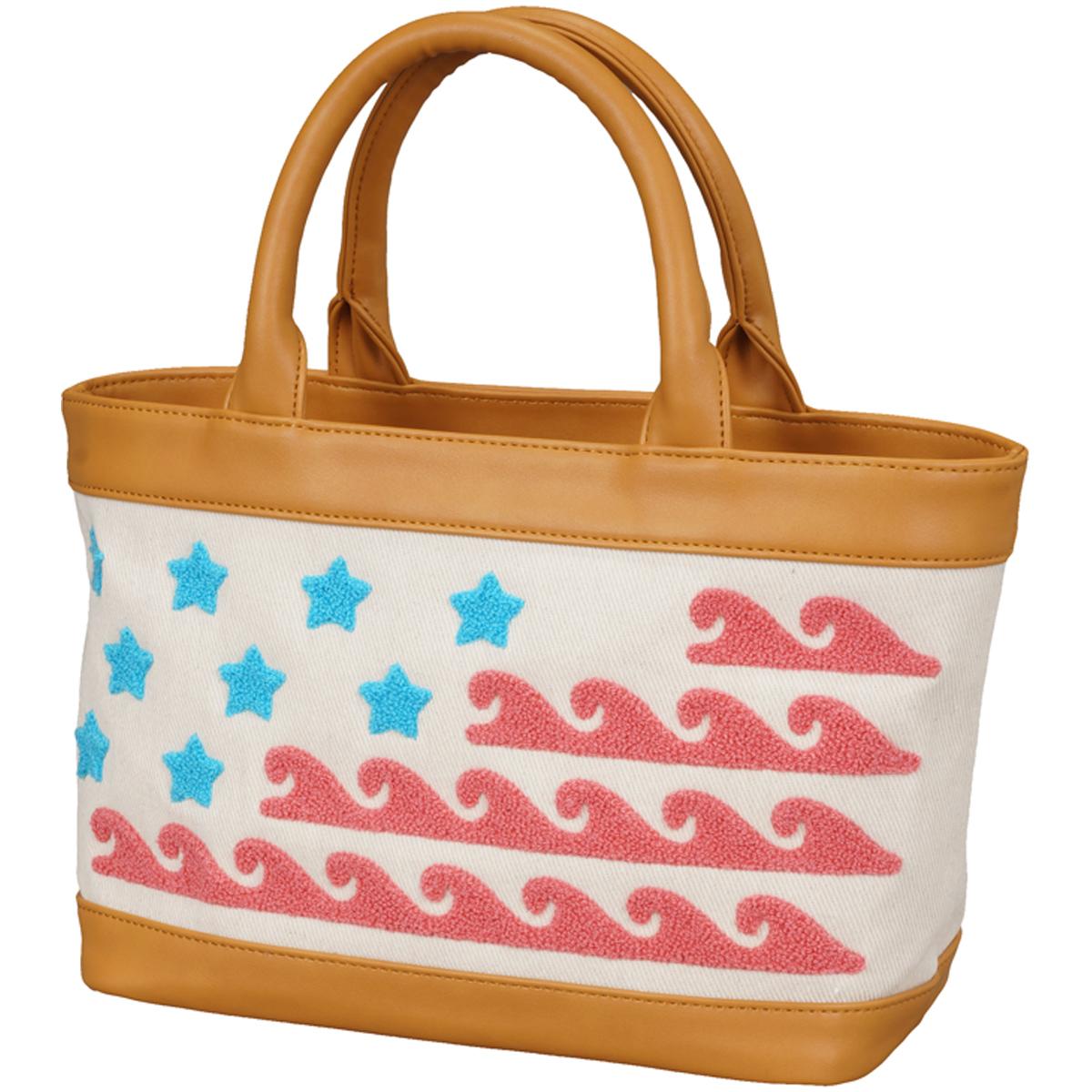 星条旗さがらラウンドバッグ
