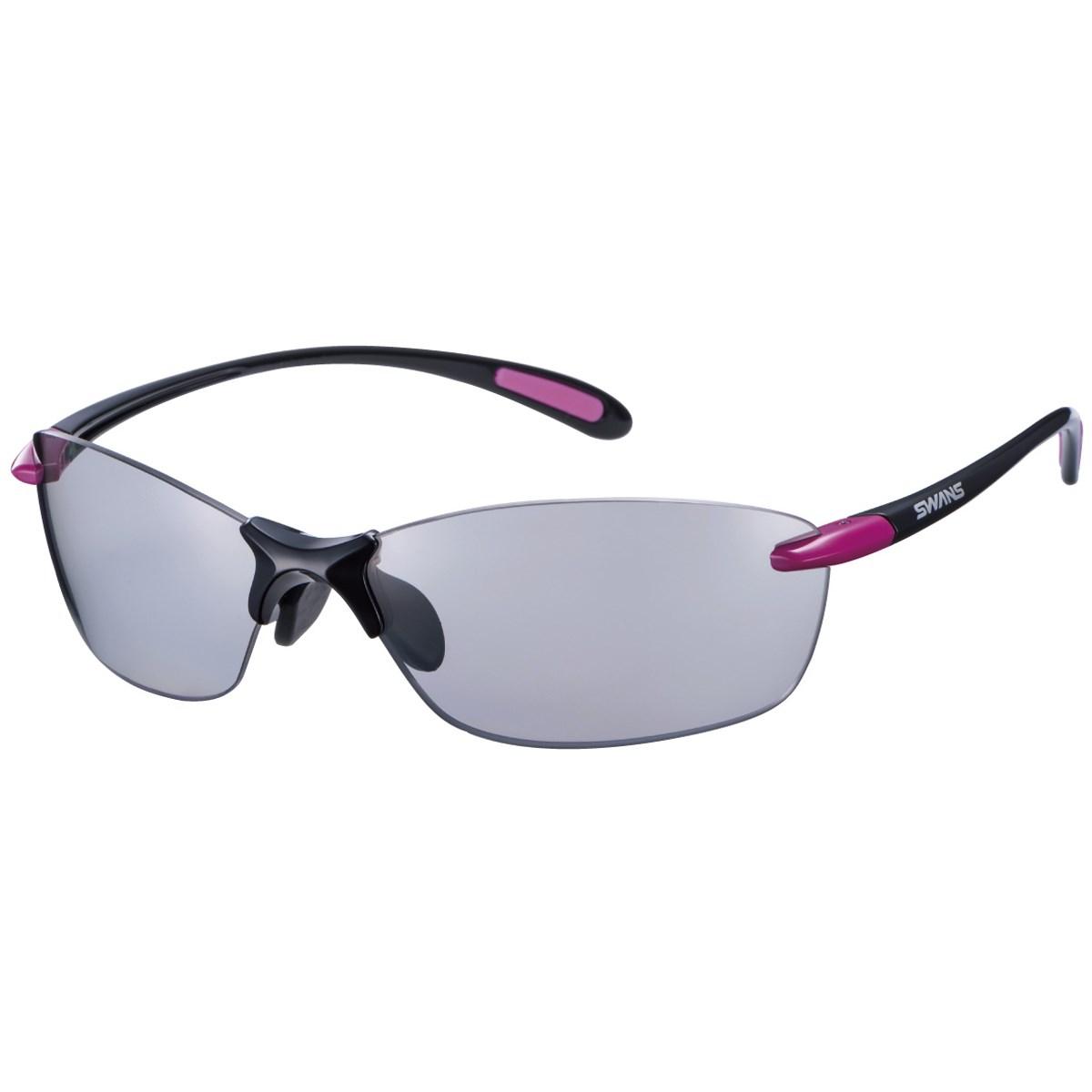 SWANS スワンズ 偏光レンズ スポーツサングラス ブラック/ブラック