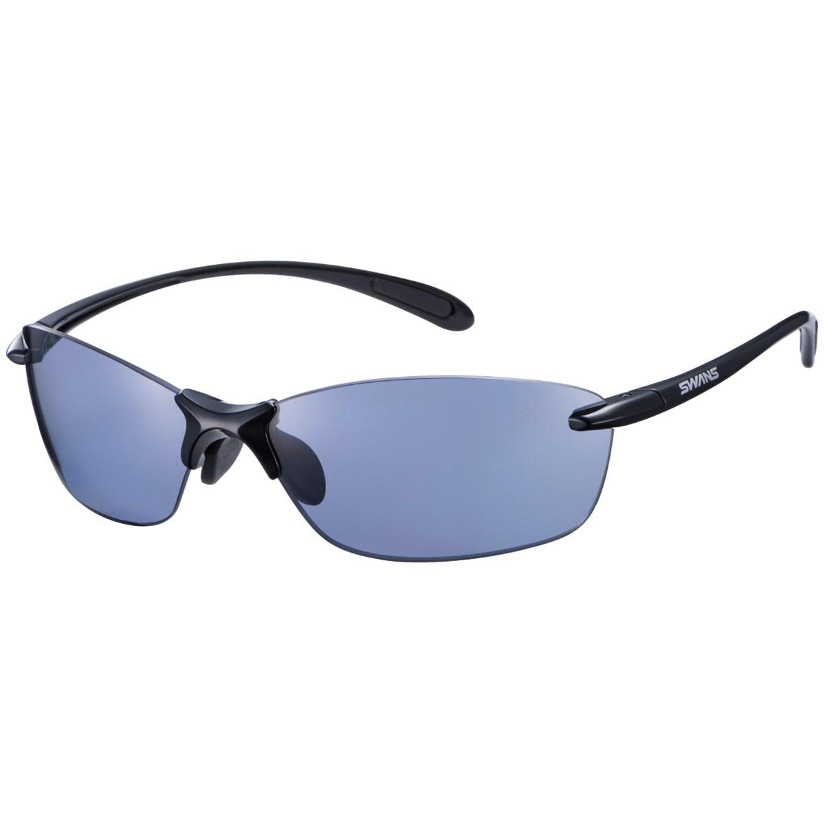 SWANS スワンズ 偏光レンズ ULTRAレンズ スポーツサングラス ブラック/ブラック