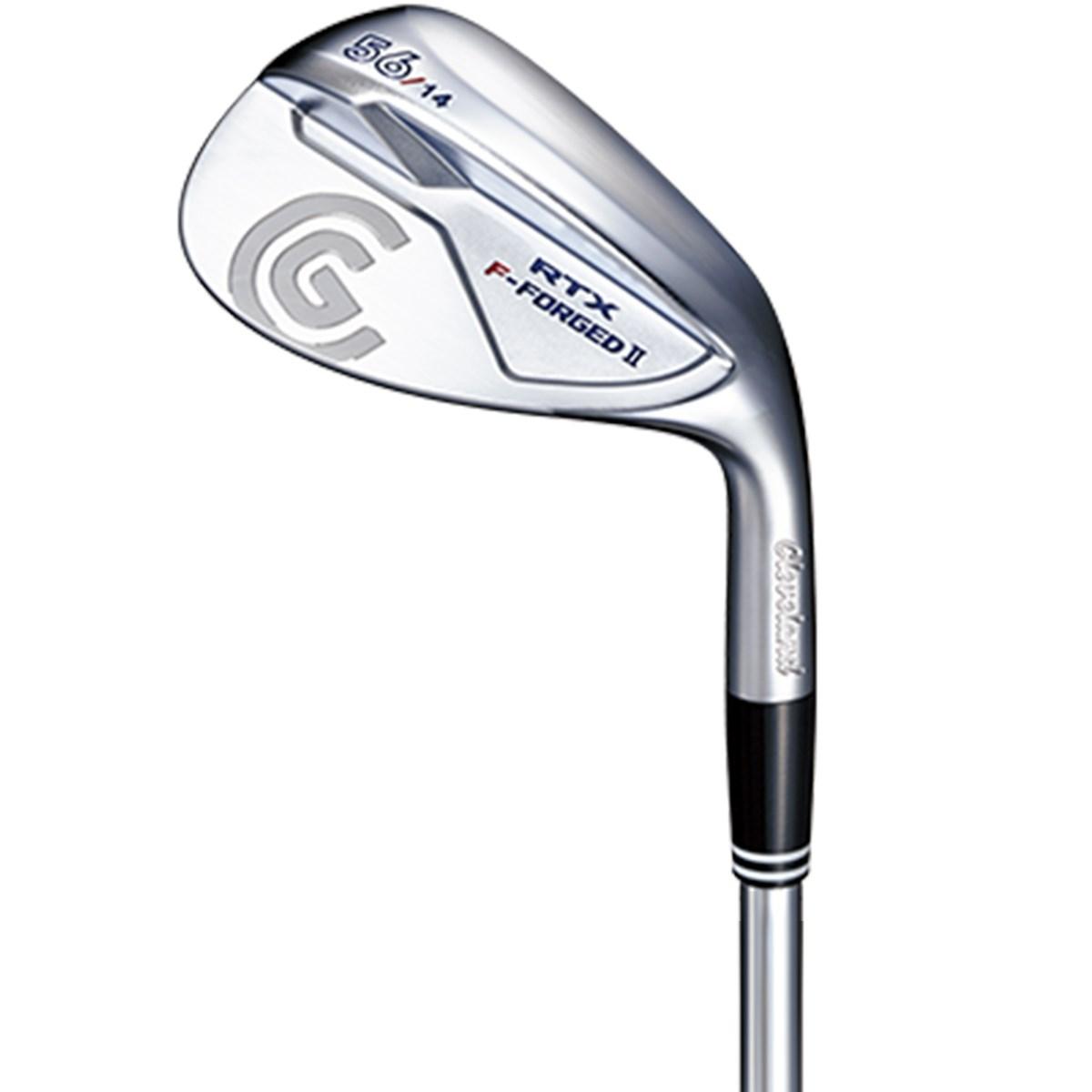 クリーブランド(Cleveland Golf) RTX F-FORGED II ウェッジ N.S.PRO 950GHスチール