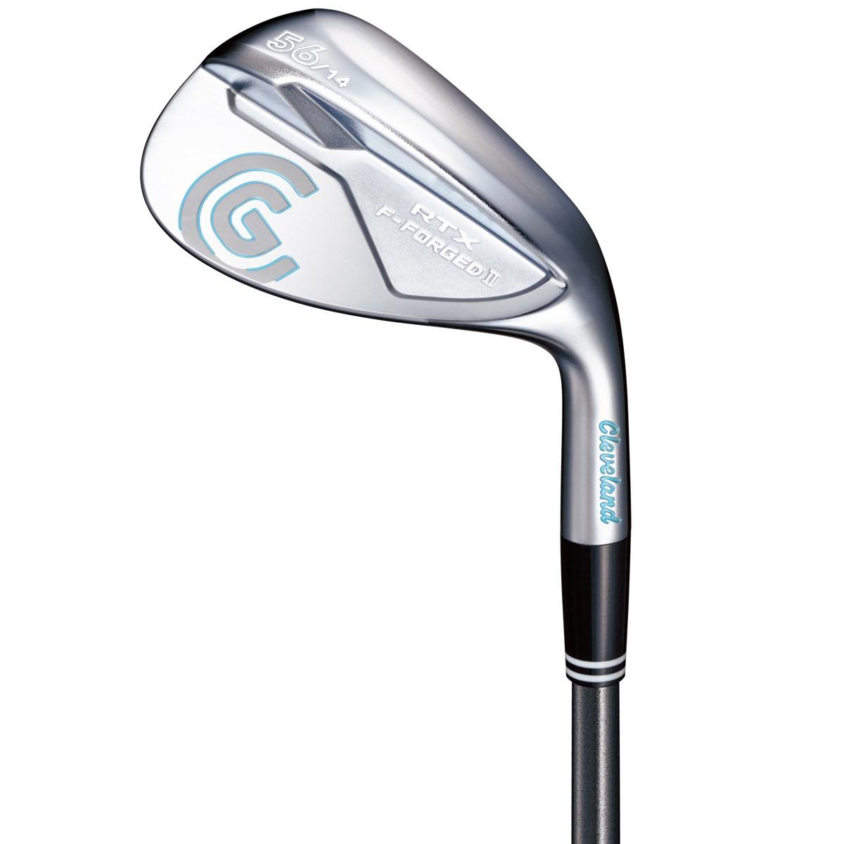 クリーブランド(Cleveland Golf) RTX F-FORGED II ウェッジ Miyazaki WG-60II カーボンレディス