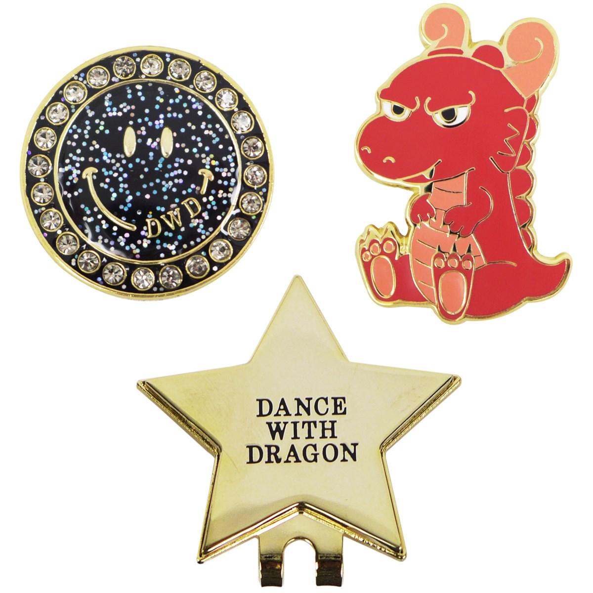 ダンスウィズドラゴン マーカー2個セット