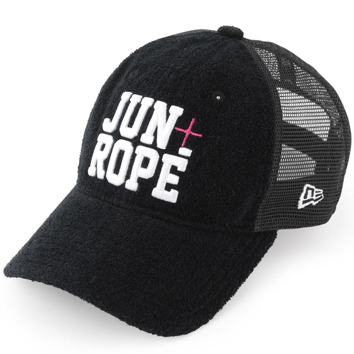 ジュン アンド ロペ JUN & ROPE NEW ERAGOLF920TRMコラボキャップ フリー ブラック 01 レディス